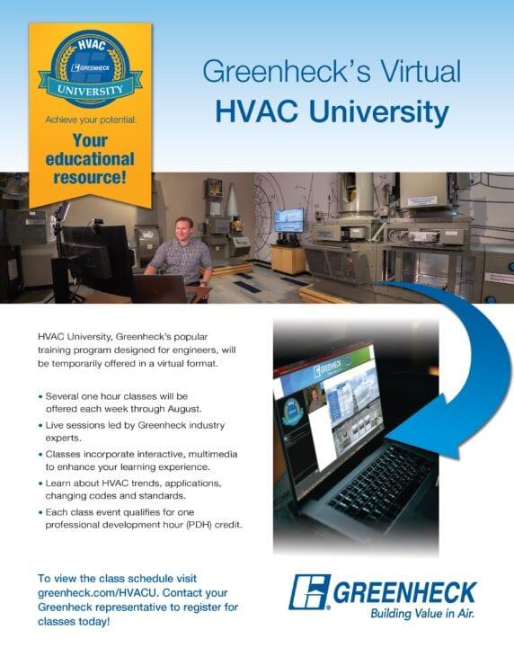 Greenheck HVAC University