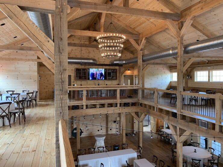 The Barn at Tall Oaks